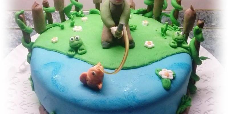 pecás torta