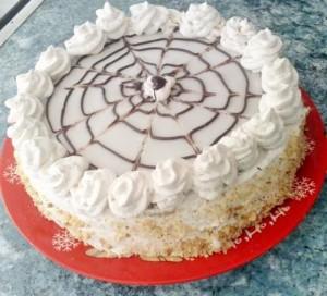 Eszterházy torta recept