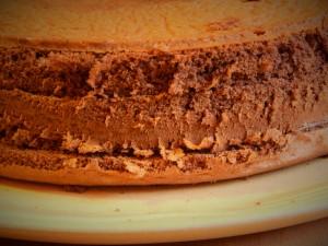 Mozart torta tésztája