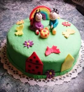 zold-bogyo-es-baboca-torta