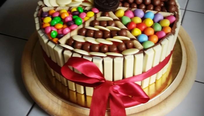 szülinapi torta ötletek Szülinapi torta, születésnapi torta   Tortareceptek.hu szülinapi torta ötletek