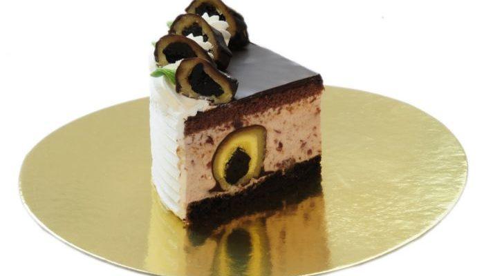 Szilvagombóc torta - Az Ország tortája 2010