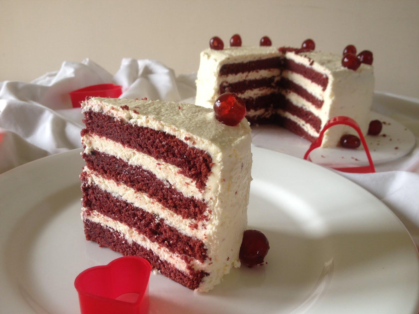 torta receptek és képek Vörös bársony torta recept  Tortareceptek.hu torta receptek és képek